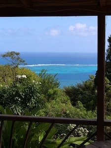 Charming Caribbean Eco Cottage - Carriacou
