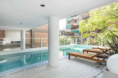 Stunning studio with amenities - Apartamento
