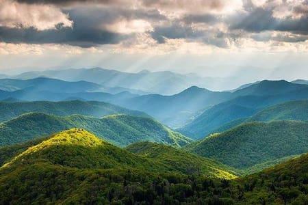Tranquility Ridge - Otto - Cabin