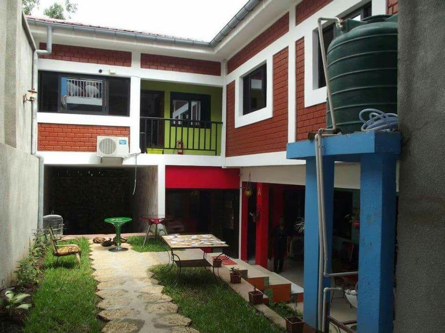 10 auberges de jeunesse francophone maisons louer ma for Auberge de jeunesse tadoussac maison majorique