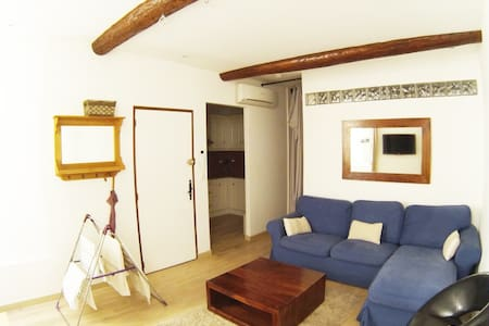 Modern 1 bed apt. Old Town Antibes - Antibes - Apartment