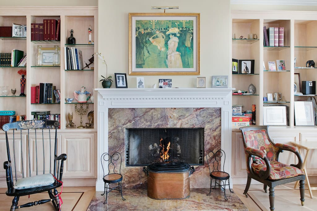 """""""The home is absolutely enchanting and the accommodations are superb. The location is perfect for exploring the Castro and Haight neighborhoods on foot."""" ~ Former guest Steven. Look for his review!"""