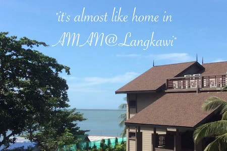 YOU ARE ADVISED TO READ THROUGH THIS LISTING CAREFULLY AND BE SURE THAT AMAN@LANGKAWI IS THE HOME YOU ARE LOOKING FOR. We are not a commercial entity and an Airbnb experience is NOT the same as staying in a hotel!  We look forward to hosting you :)