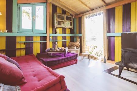 Casa Capanna sull'albero-Tree House - Pian Bottello - Treehouse