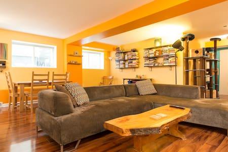 1BD+PARKING, amazing location! - Boston - Apartment