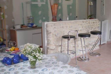 appartement indépendant  - Garlin