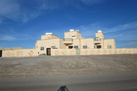Simply Oman. 1 bedroom S/C villa - Hus