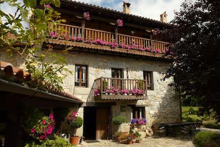 Habitacion doble en zona rural - San Pelayo  - Merindad de Montija - Bed & Breakfast