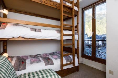 T2 lumineux en plein centre ville - Chamonix-Mont-Blanc - Apartment