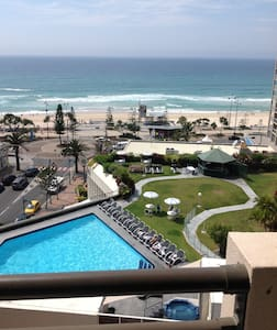 This property is situated in Surfers Paradise and is only 100 meters to beach. It has two interconnectable studios 1003 and 1004 and each is capable of being let independently or jointly as two bed rooms. Prices shown are for *one* studio room only.