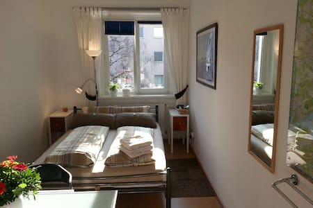 Perfect quiet place in the City  - Berlin - Apartment
