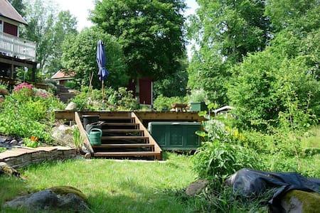 Relax in Swedens beautiful nature - Vissefjärda - Lägenhet