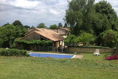 A delightful house in the Charente - Mairé-Lévescault - Willa