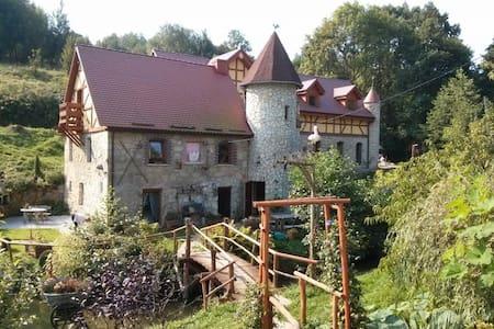 Zbójna Debra - Schloss