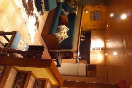 Acogedor loft nuevo en Bellver - Bellver de Cerdanya - Loft
