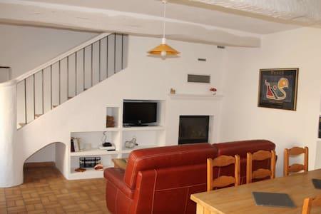 Grand Duplex Confortable - Huoneisto