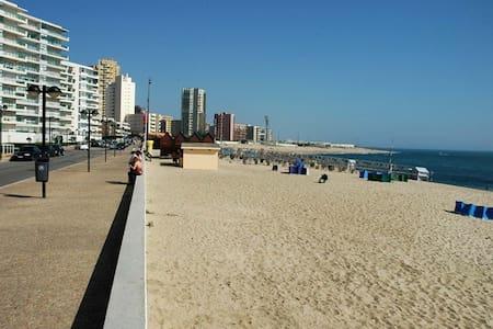 Quarto Confortável perto da praia - Wohnung