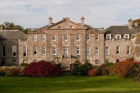 Springkell House - Kirkpatrick-Fleming - Bed & Breakfast