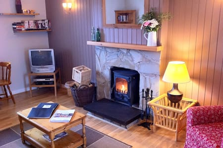 Larch Cottage - Cosy 1 Bed Cottage - Annat