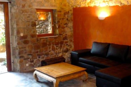 Maison de charme dans le sud - Gabian - Casa a schiera