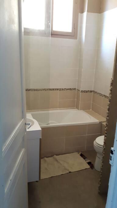 salles de bain avec toilettes