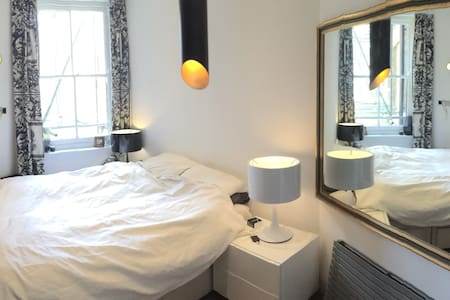 Oval Central London king size bed - London - Apartment