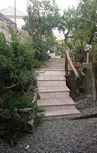 Casa con giardino a Montagnareale! - Montagnareale - House