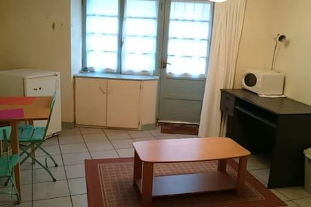 Chambre meublée au centre ville - Lejlighed