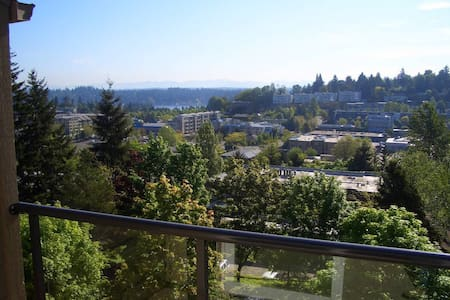 Beautiful Mercer Island Condo - Mercer Island - Departamento
