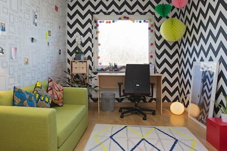 Central & cosy design apartment