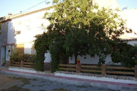 Casa rural El Zorro 8 huéspedes - Calar de la Santa - Casa