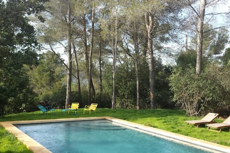 Nature and charm in Aix en Provence - Casa