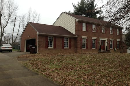Comfortable home to relax! - Elizabethtown - House
