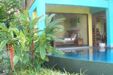 Seaside Villa/Poolside Room - Bed & Breakfast