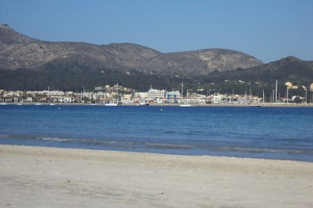 LowCost Beach Guest House DoubleBed - Alcúdia - Appartamento