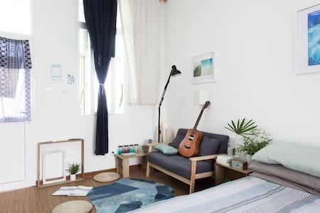 一个摄影师在厦大南普陀旁冥想的房间【按时起床】 - Xiamen - Condomínio