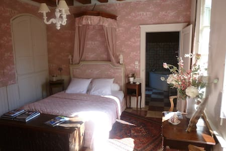 Manoir de Boisairault, (Saumur) - Bed & Breakfast