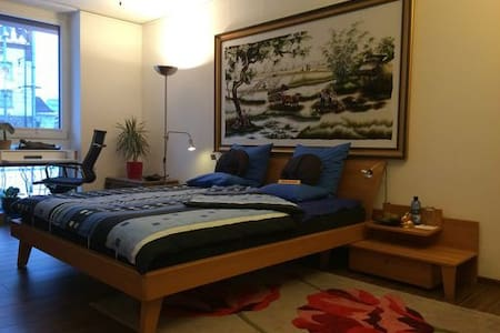 Spacious Room for Quiet Couple