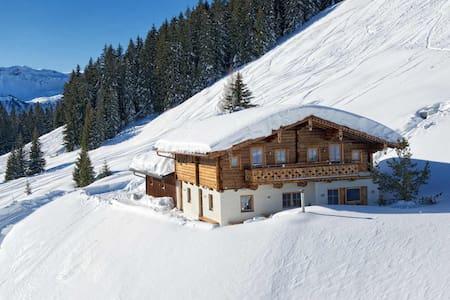 Alpine deluxe chalet-Wallegg Lodge - Chatka w górach