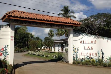 Villa Toucansita at Villas Las Flores - Palo Seco Beach - Condominium