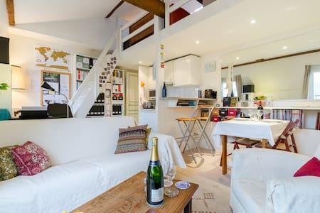 Montparnasse Flat - Great Location
