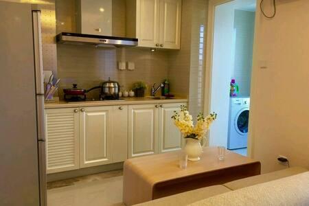 紧邻地铁龙湖天街星座公寓 - Pequim - Apartamento