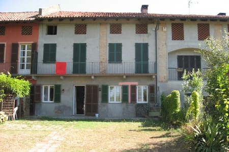 Your secret corner in Monferrato - Reihenhaus