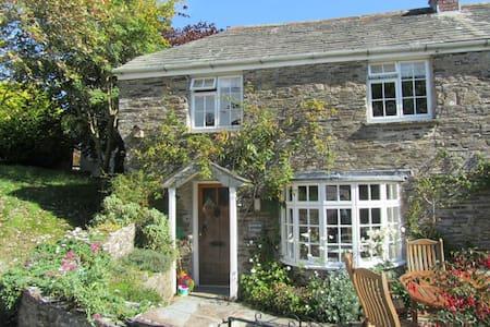 Pretty 3 bedroom Cornish Cottage - House