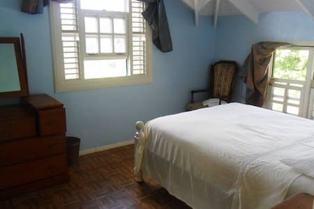 Sunset Room at Ezulwini Cottage - Bed & Breakfast