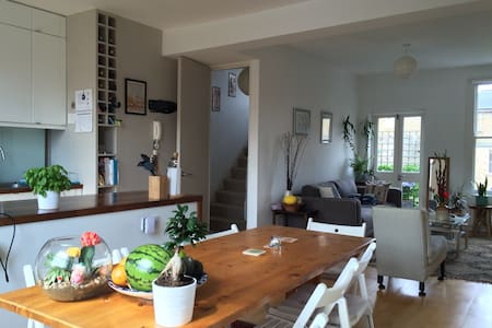 Bright and modern 1 bed flat near central London - Londen - Appartement