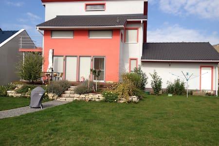 Cooles Haus nahe Podersdorf uTherme - Casa