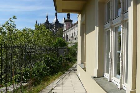 Apartment near St. Barbara Church - Kutná Hora