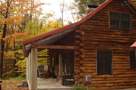 Romantic Log Cabin - Jackson - Haus