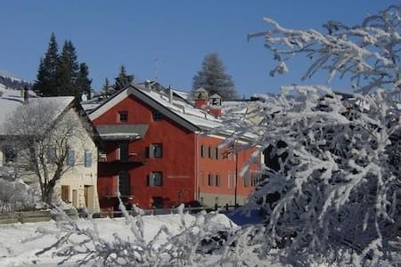 Romantic!! Ideal for families  - Madulain - Apartemen